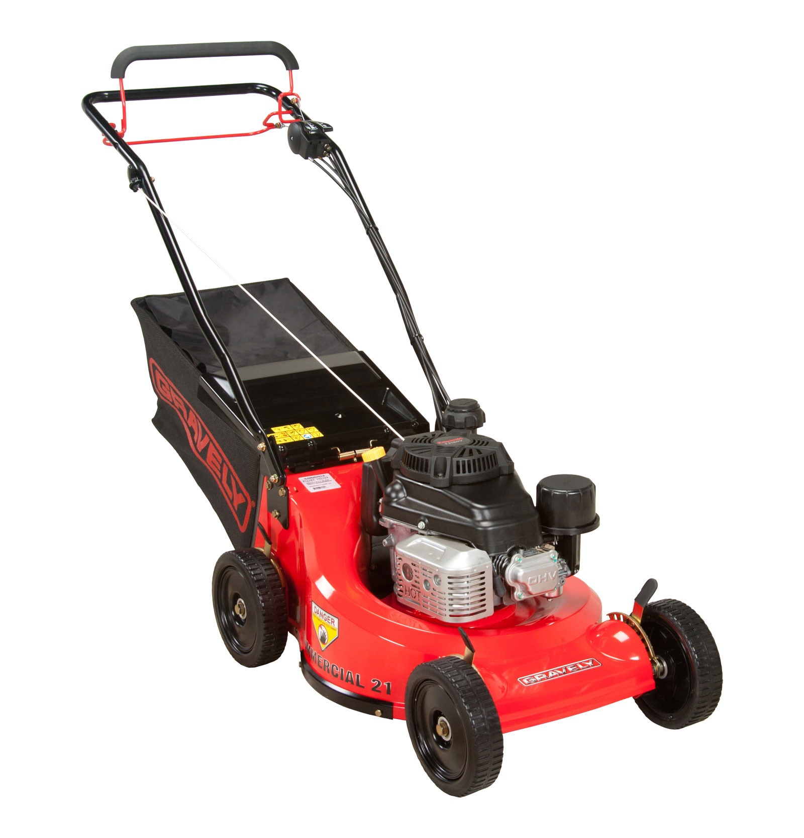 Commercial Lawn Mowers : Gravely commercial walk behind zriders of texas