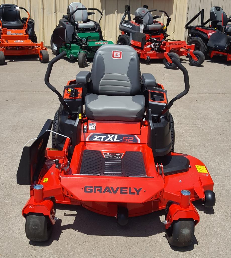 Gravely Ztxl 52 Quot Kohler 25hp 187 Zriders Of Texas
